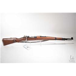 "Non-Restricted Zavasta model 1948 Yugo short rifle, 8mm Mauser bolt action, w/ bbl length 24"" [Blued"
