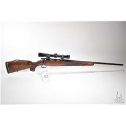 "Non-Restricted rifle Colt-Sauer model Sporting Rifle, 300 Win Mag bolt action, w/ bbl length 24"" [Po"