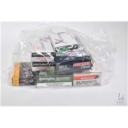 Three full 20 count boxes of Norinco 7.62 X 39mm 122 grain, a full 20 count box of Federal .303 Brit