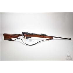 Non-Restricted rifle Lee Enfield model SHT L.E III* (1916), .303 Brit ten shot bolt action, w/ bbl l