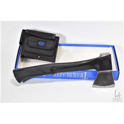 Colt Trail Blazer hatchet, new in box with protective shealth