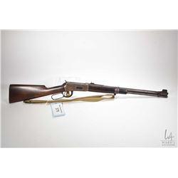"""Non-Restricted rifle Winchester model 1894 (1942), .30WCF (30-30) lever action, w/ bbl length 20"""" [B"""