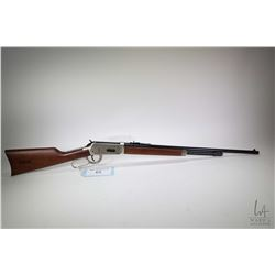"Non-Restricted rifle Winchester model 94, 32 Win. Spl. lever action, w/ bbl length 24"" [Blued barrel"