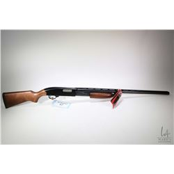 "Non-Restricted shotgun Winchester model 120, 12Ga 2-3/4"" & 3"" pump action, w/ bbl length 28-1/2"" [Bl"