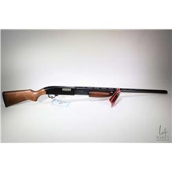 "Non-Restricted shotgun Winchester model 120, 12Ga 2-3/4"" & 3"" pump action, w/ bbl length 28-1/2"" [Bl"