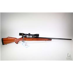 "Non-Restricted rifle Custom Built model Bolt Action, 318 Taipan bolt action, w/ bbl length 26"" [Tape"