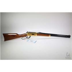 "Non-Restricted rifle Winchester model 1866-1966 Centenial, 30-30 lever action, w/ bbl length 20"" [Bl"