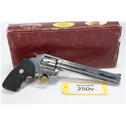 Restricted handgun Colt model King Cobra, .357 Mag six shot double action revolver, w/ bbl length 20