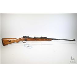 "Non-Restricted rifle Mauser model K98 (1940), 8mm bolt action, w/ bbl length 24"" [Blued barrel and r"