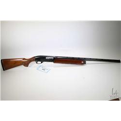 "Non-Restricted shotgun Remington model 1100, .12 ga. 2 3/4"" semi automatic, w/ bbl length 25 1/2"" [B"