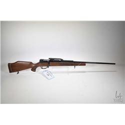 Non-Restricted rifle Mauser Werk model 66S Telescoping Bolt, 7mm Rem mag bolt action, w/ bbl length