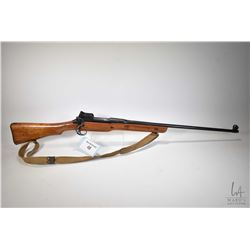 "Non-Restricted rifle Enfield model P-17, 30-06 cal bolt action, w/ bbl length 26"" [Blued barrel and"