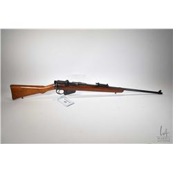 Non-Restricted rifle Lee Enfield model No. 1 MK III*, .303 Brit ten shot bolt action, w/ bbl length