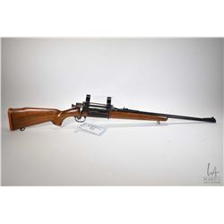 "Non-Restricted rifle Krag Jorgensen .308 Win cal. bolt action, w/ bbl length 22"" [Blued barrel and r"