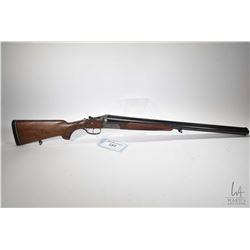 "Non-Restricted shotgun Colt-Sauer model Drilling 3000 (Dated 1976, 12 ga. 2 3/4"" & .243 Win three sh"