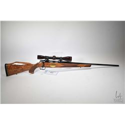 Non-Restricted rifle Colt-Sauer model Sporting Rifle Chairmans, .30-06 bolt action, w/ bbl length 24