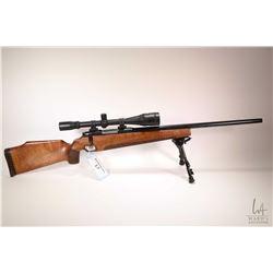 "Non-Restricted rifle Lakelander model JT-78, 6.5 X 55 SM bolt action, w/ bbl length 24 1/2"" [Blued b"