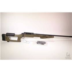 "Non-Restricted rifle Remington model 700, .30-06 Sprg bolt action, w/ bbl length 26 1/2"" [Custom pre"