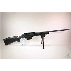 "Non-Restricted rifle Remington model 700, 7mm Rem mag bolt action, w/ bbl length 26"" [Satin black ba"