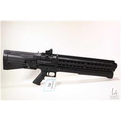 "Non-Restricted shotgun Utas model Uts-15, 12 gauge 3"" twelve shot pump action, w/ bbl length 20"" [Bl"