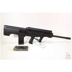 "Non-Restricted shotgun Lever Arms model LA-K12 PUMA, 12 gauge 2 3/4"" five shot semi automatic, w/ bb"