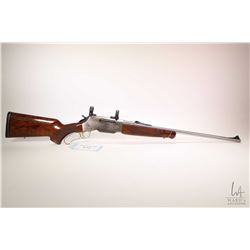 "Non-Restricted rifle Browning model White Gold Medallion, .300 WSM lever action, w/ bbl length 22"" ["