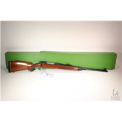 "Non-Restricted rifle Remington model 700, .30-06 Springfield bolt action, w/ bbl length 22"" [Blued b"