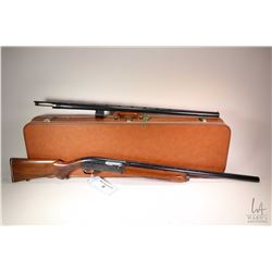 "Non-Restricted shotgun Remington model 1100, 12 gauge 2 3/4"" semi automatic, w/ bbl length 25 1/2"" &"
