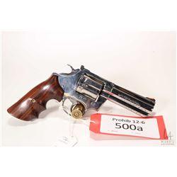 Prohib 12-6 handgun Colt model King Cobra, .357 Magnum six shot double action revolver, w/ bbl lengt