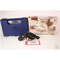 Prohib 12-6 handgun Colt model Detective Special, .38 Spcl six shot double action revolver, w/ bbl l