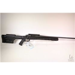 "Non-Restricted rifle Remington model 700, 7mm-08Rem bolt action, w/ bbl length 24"" [Satin black barr"