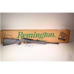"Non-Restricted rifle Remington model 597, .22 LR ten shot semi automatic, w/ bbl length 20"" [Satin b"