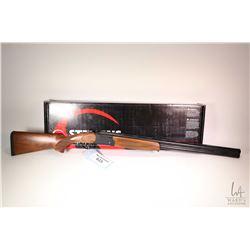 """Non-Restricted shotgun Stevens model 555, 12 gauge 2 3/4"""" & 3"""" two shot hinge break, w/ bbl length 2"""