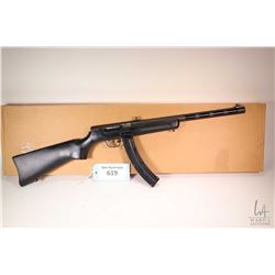 "Non-Restricted rifle Pietta model PPS/50, .22 LR thirty round semi automatic, w/ bbl length 16"" [Sat"
