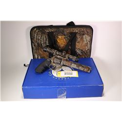Restricted handgun Colt model Anaconda Realtree, .44 Magnum six shot double action revolver, w/ bbl