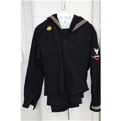 "American Navy jacket ""Red E4 Aviation Boatsmwain's Mate"""