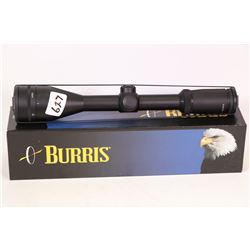 Burris Fullfield II rifle scope 4.5-14-42mm AO Ballistic Plex, model 200183