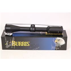 Burris Fullfield II rifle scope 3-9X40 Ballistic Plex, model 200162