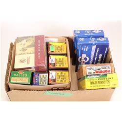Selection of ammunition including 32 rouncs of PPU 9.3X62 280 grain plus 8 fired cartridges, 14 roun