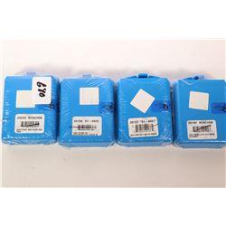 Four Dillon Precision 550 Conversion kits including 300 RUM 300 DAK no.20239, 243 244 6mm 240 Weathe