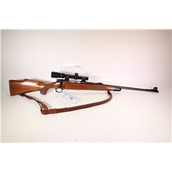 "Non-Restricted rifle Winchester model 70XTR, .30-06 Spring bolt action, w/ bbl length 22"" [Blued bar"