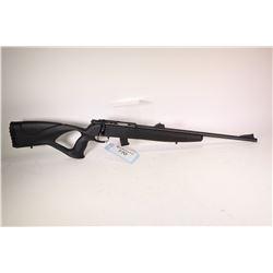 "Non-Restricted rifle Scorpio model EM332A, .22 LR ten shot bolt action, w/ bbl length 20"" [Blued bar"