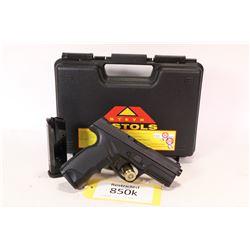 Restricted handgun Steyr model M40-A1, .40 S&W ten shot semi automatic, w/ bbl length 106mm [Satin f