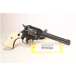 Restricted handgun Rohm model RG63, .22 LR eight shot single action revolver, w/ bbl length 127mm [B