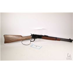 Non-Restricted rifle Winchester model 1892 Saddle Ring carbine, .357 Magnum lever action, w/ bbl len