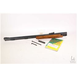 Thompson Center Arms Encore black powder barrel 209X50 Magnum with fixed front and adjustable rear s