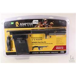 New in package Adapative Tactical Sidewinder Venom 5 round box kit shotgun magazine conversion kit w