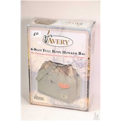 Avery 6 -Slot full body Honker bag for decoys, new in package
