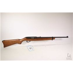 "Non-Restricted rifle Ruger model 1022 Carbine, .22 LR ten shot semi automatic, w/ bbl length 18"" [Bl"