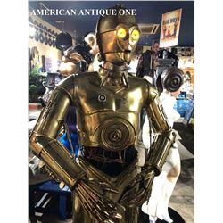 Limited 250 C-3PO / Star Wars SIDE SHOW Life Size Figure